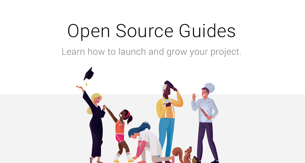 Starting an Open Source Project | Open Source Guides